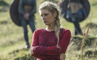 PLANTÃO NERD | Veremos uma Lagertha diferente na season 6 de Vikings!