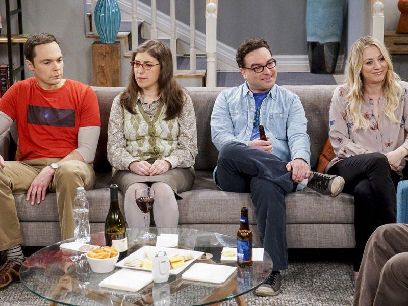 TRETA MASTER   The Big Bang Theory é cancelada e terminará em 2019!