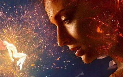 X-MEN | Fox divulga poster oficial do filme da Fênix Negra!