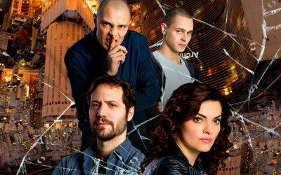 ROTAS DO ÓDIO   Segunda temporada da série nacional ganha novo poster da Universal Tv!
