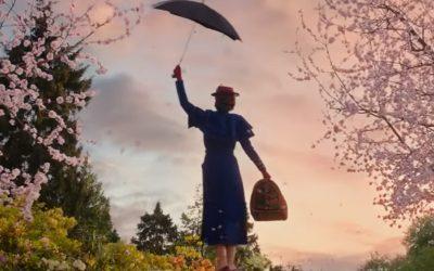 O RETORNO DE MARY POPPINS | A babá está de volta com estilo no trailer do filme!