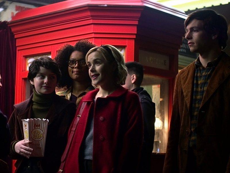 O MUNDO SOMBRIO DE SABRINA   Conheça a descrição dos personagens da nova série Netflix!