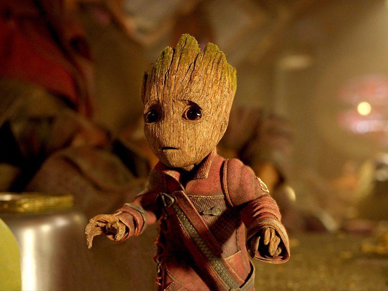 I'M GROOT   Personagem de Guardiões da Galáxia vai invadir o Telecine no Dia da Árvore!