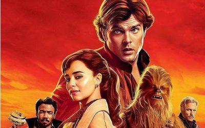 LOOKE | Em setembro se prepare, pois Han Solo e Chewie estão chegando!