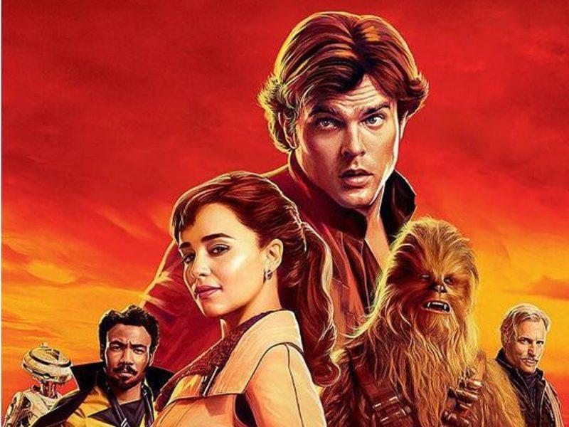 LOOKE   Em setembro se prepare, pois Han Solo e Chewie estão chegando!