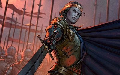 CD PROJEKT RED   Empresa anuncia o lançamento de Thronebreaker: The Witcher Tales e de Gwent!