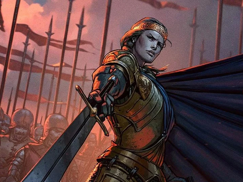 CD PROJEKT RED | Empresa anuncia o lançamento de Thronebreaker: The Witcher Tales e de Gwent!