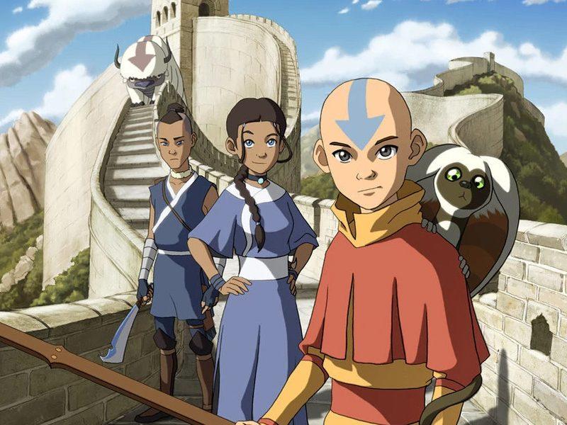 AVATAR A LENDA DE AANG   Netflix anuncia série em live-action do desenho animado!