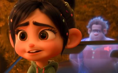 WIFI RALPH   Vanellope enfrenta questionamento no novo trailer do filme!
