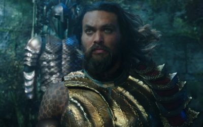 AQUAMAN | Mais detalhes e batalhas no trailer japonês do filme!