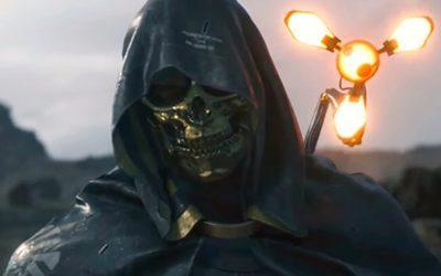 DEATH STRANDING   Jogo ganha trailer e apresenta uma criatura bizarra!