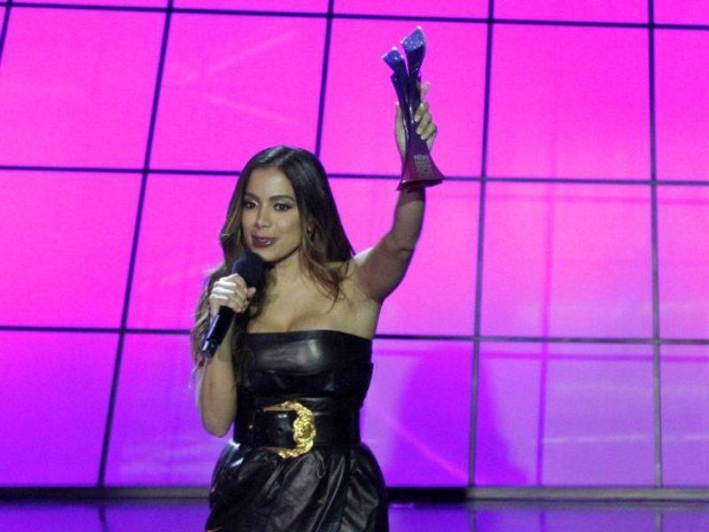 PRÊMIO MULTISHOW | Anitta é uma das grandes vencedores da noite!
