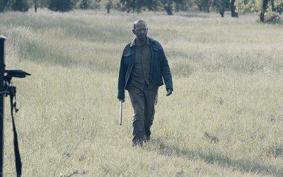 FEAR THE WALKING DEAD | Morgan terá que encontrar seus amigos no próximo episódio!
