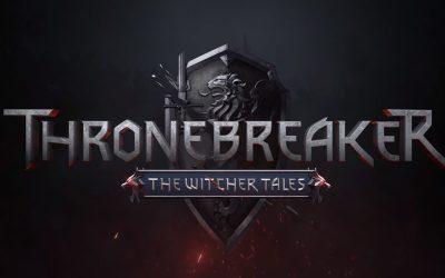 THRONEBREAKER: THE WITCHER   Pré-venda do jogo já começou e ganhou um teaser irado!