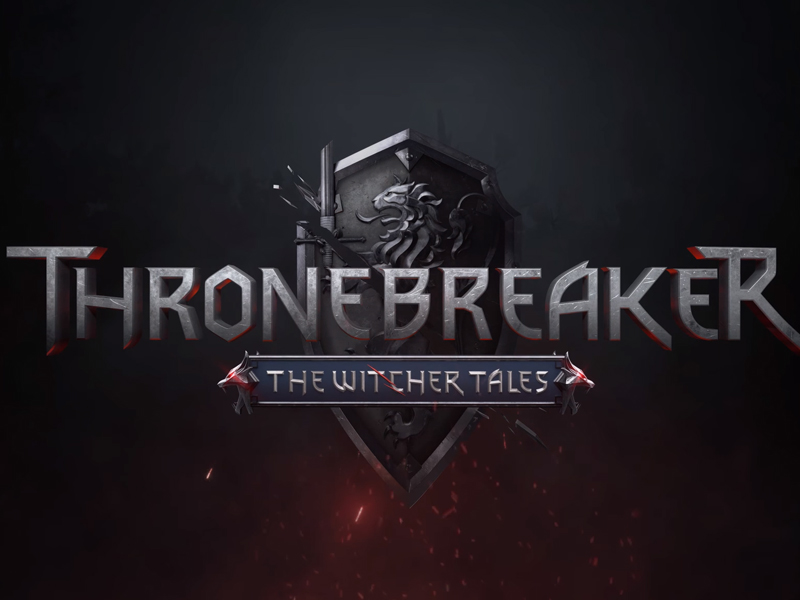 THRONEBREAKER: THE WITCHER | Pré-venda do jogo já começou e ganhou um teaser irado!