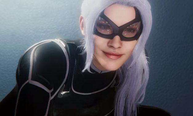 SPIDER MAN | Gata Negra fará parte da primeira expansão do jogo!