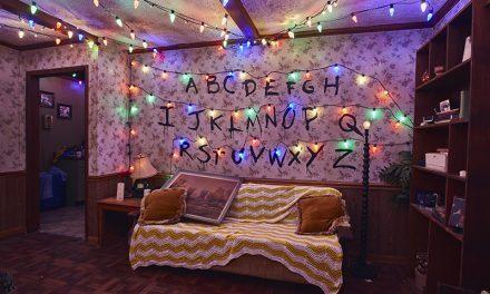 STRANGER THINGS | Confira a casa assombrada baseada na série!