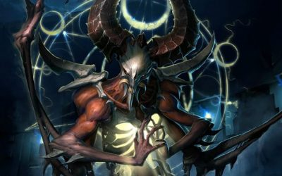 HEROES OF THE STORM   Mefisto, de Diablo, finalmente chega ao jogo!