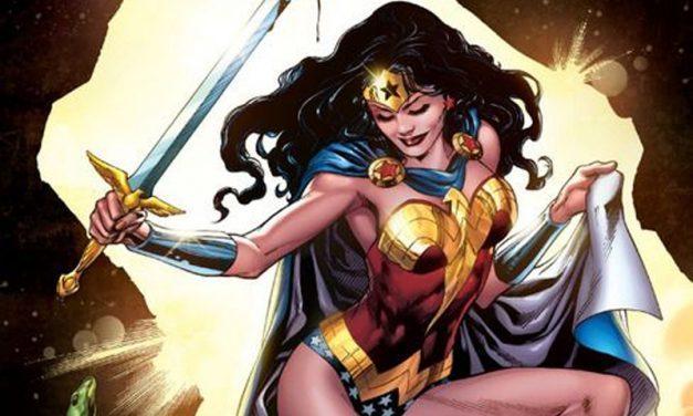 IRON STUDIOS | Ivan Reis desenha novas estátuas de personagens da DC!