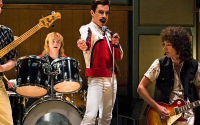 BOHEMIAN RHAPSODY | Filme traz performances inéditas e novas versões de clássicos do Queen!