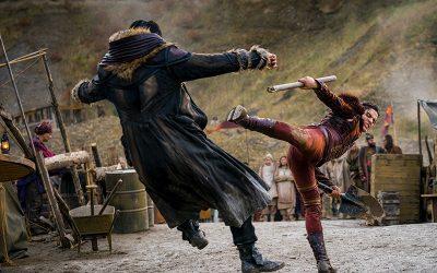 INTO THE BADLANDS   É hora de Sunny enfrentar M.K. na Fortaleza de Pilgrim!