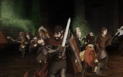 SWORD LEGACY: OMEN   RPG tático que requer muita estratégia para se dar bem nos combates!