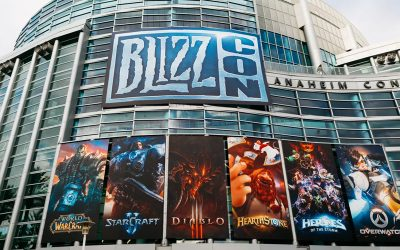 BLIZZCON   Quem tem o ingresso virtual terá conteúdos exclusivos do evento!