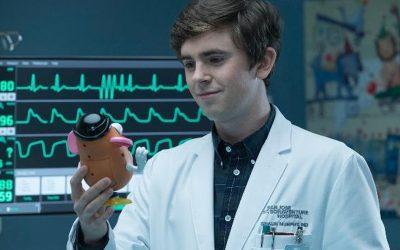 THE GOOD DOCTOR   Série médica com Freddie Highmore ganha segunda temporada!