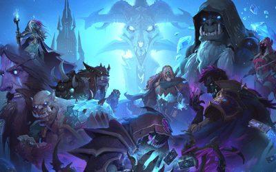 HEARTHSTONE   Os Cavaleiros da Morte estão de volta ao jogo!