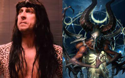HEROES OF THE STORM   Detonator, o famoso Deus do Metal traz Mefisto para o game!