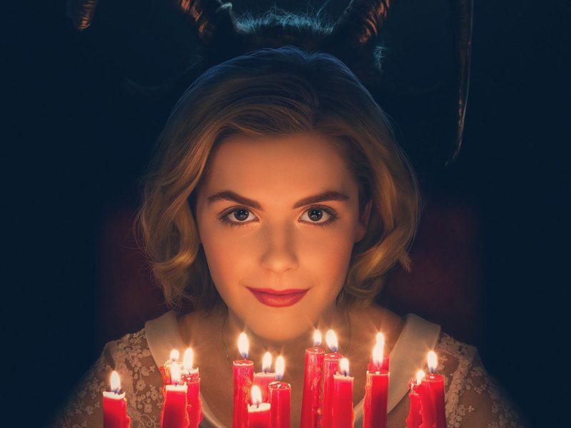 NETFLIX   Série O Mundo Sombrio de Sabrina, baseada em HQ, ganha teaser!
