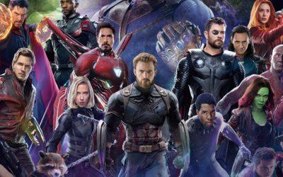 TELECINE | Os heróis vão invadir a televisão nesse fim de semana!