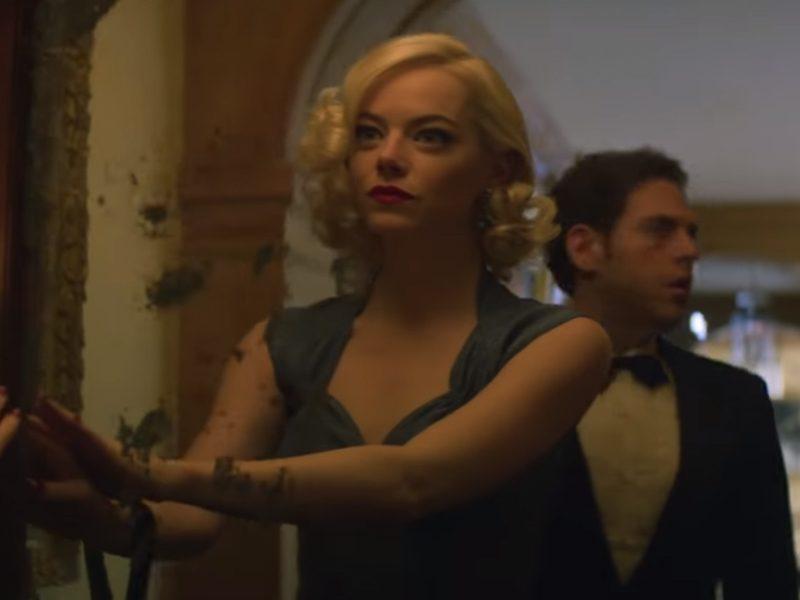 MANIAC   Emma Stone e Jonah Hill vão cuidar um do outro em novo trailer!