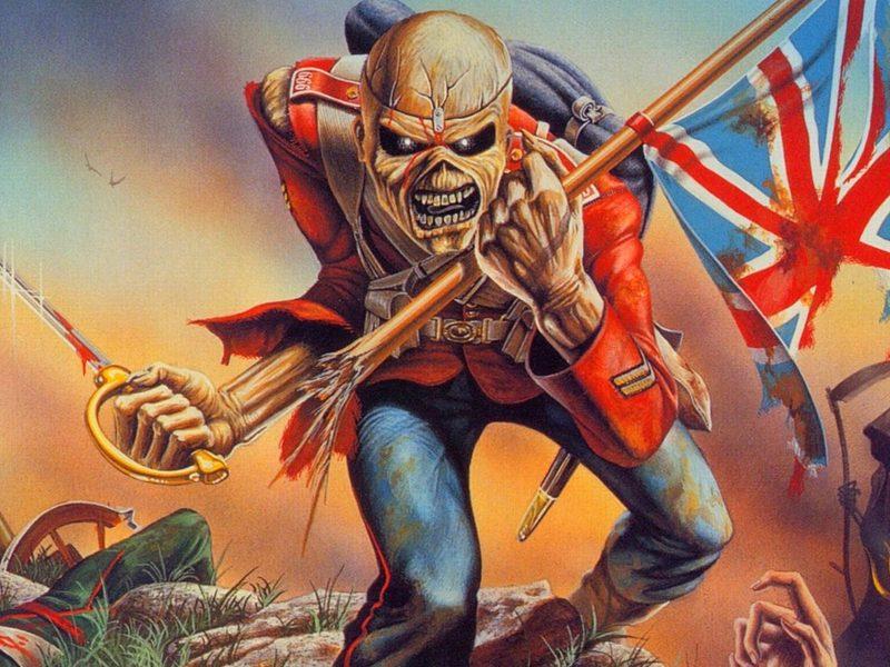 ROCK IN RIO   Scorpions e Iron Maden fazem parte do Dia do Metal no evento!