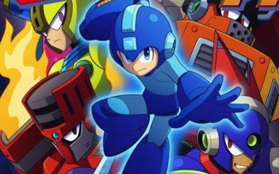 MEGA MAN 11   Novo jogo do herói recebe mais um trailer!