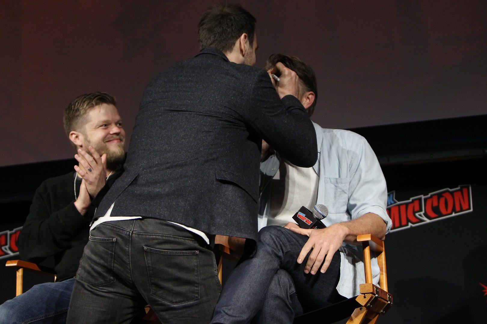 Netflix Original Series Marvel's Daredevil Season 3 Panel at New York Comic Con 2018