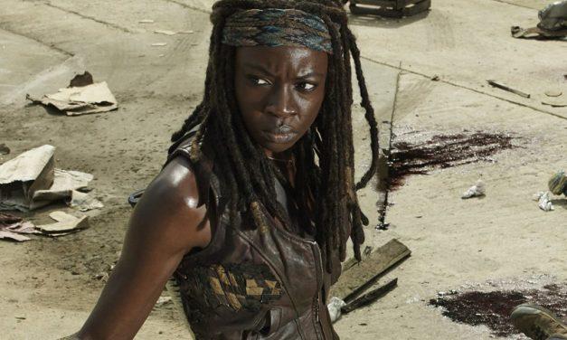 THE WALKING DEAD   Você é time Maggie ou time Rick nessa temporada?
