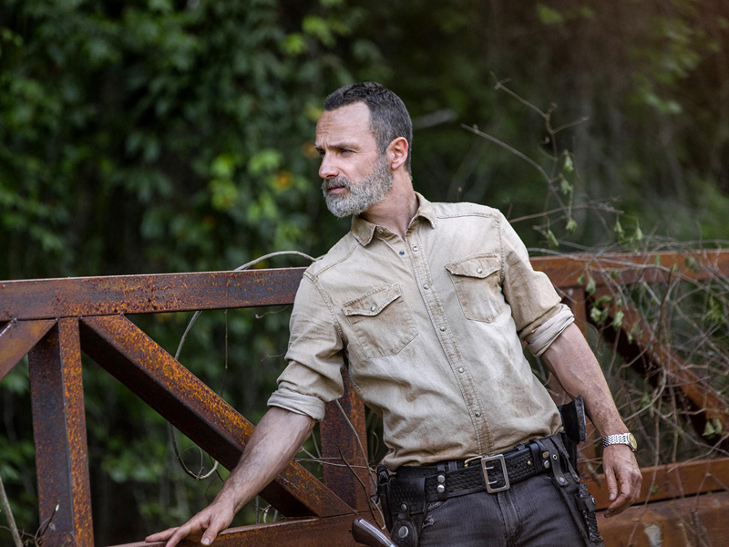 THE WALKING DEAD | The Obliged – Comentários s09e04!