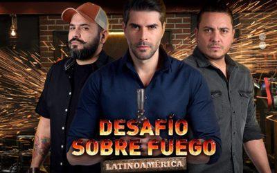 HISTORY | Versão Latina de Desafio sobre Fogo estreia em outubro!