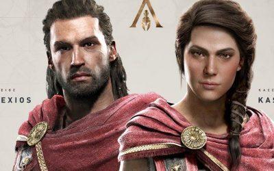 ASSASSIN'S CREED: ODISSEY | Confira quem são os principais dubladores do jogo!