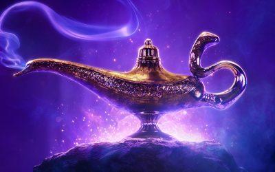 ALADDIN | Filme live-action da Disney ganha seu primeiro pôster!