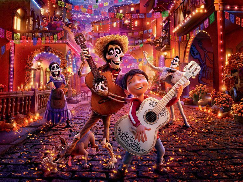 VIVA A VIDA É UMA FESTA   Novo filme da Disney já está no Telecine Play!