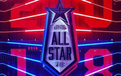 LEAGUE OF LEGENDS | É hora de votar no seu jogador Brasileiro favorito para o All Star 2018!