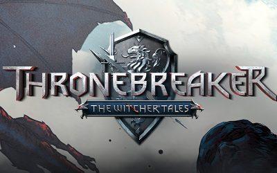THRONEBREAKER: THE WITCHER TALES   Jogo ganha novo trailer com gameplay!