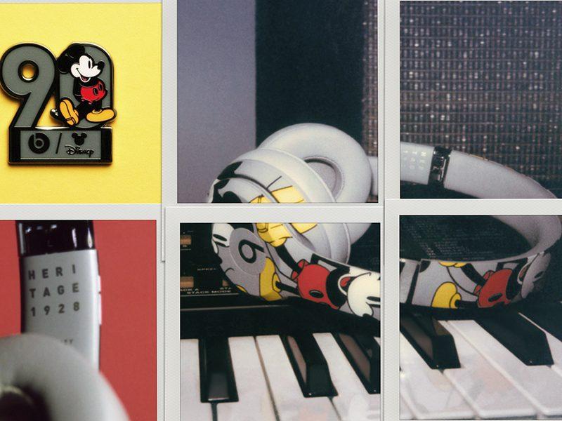 MICKEY 90 ANOS   Disney lança fones especiais do personagem!