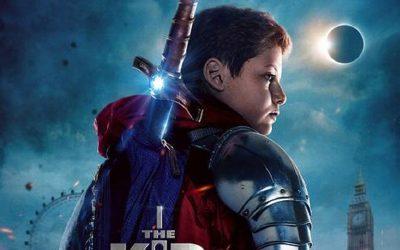 O MENINO QUE QUERIA SER REI | Primeiro trailer mostra a famosa espada Excalibur!