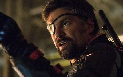 CCXP | Manu Bennett, o Exterminador, da série Arrow, está confirmado no evento!