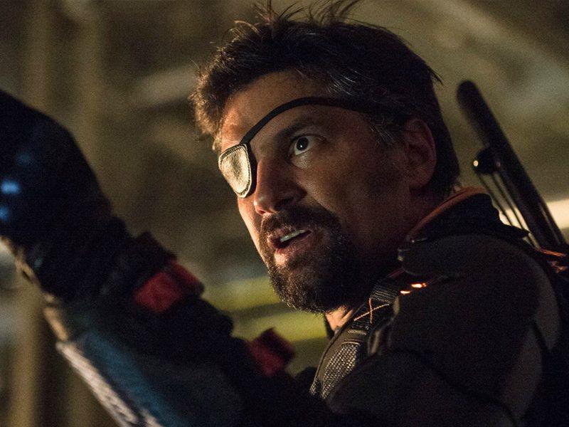 CCXP   Manu Bennett, o Exterminador, da série Arrow, está confirmado no evento!
