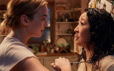 KILLING EVE | Série chega com exclusividade na Globo Play!