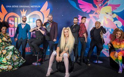 SUPER DRAGS | Pabllo Vittar lança música para a animação adulta da Netflix!